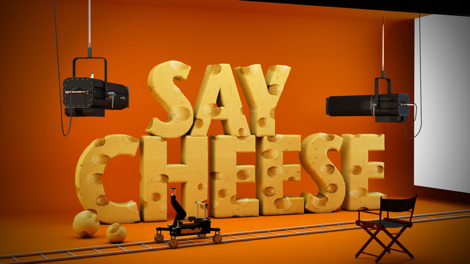 """Скажите """"Сыр"""""""