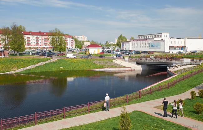 Андрей Кобяков посещает предприятия Орши