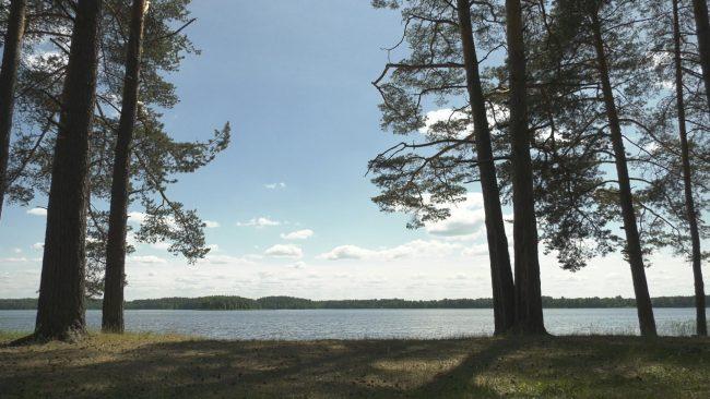 озеро Волобо