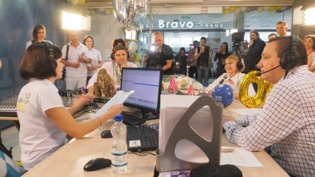 "20 лет ""Радио-Витебск"""