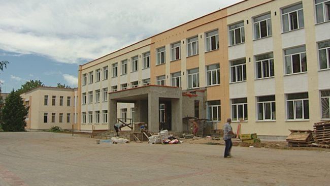 школа в Верхнедвинске