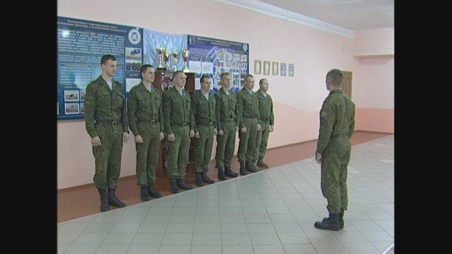 десантники