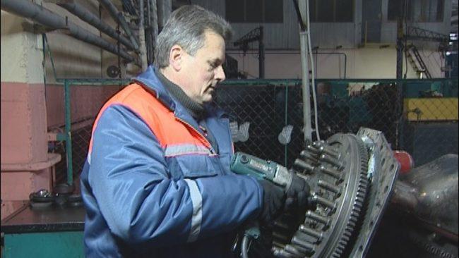 мотороремонтный завод