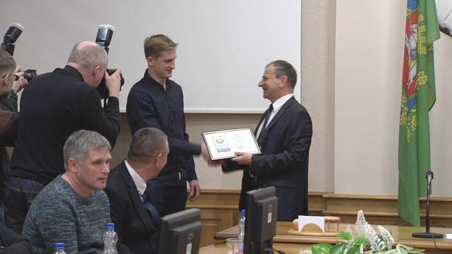 "Николайкин, ФК ""Витебск"""