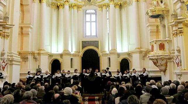 Фестиваль камерной музыки в Полоцке