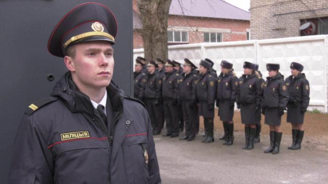 den uchastkovyh inspektorov 650x366 - Новый общественный пункт охраны правопорядка открыли в Витебске (видео)