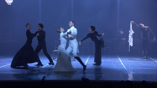 otkrytie ifmc 650x366 - Фестиваль современной хореографии открылся в Витебске (видео)