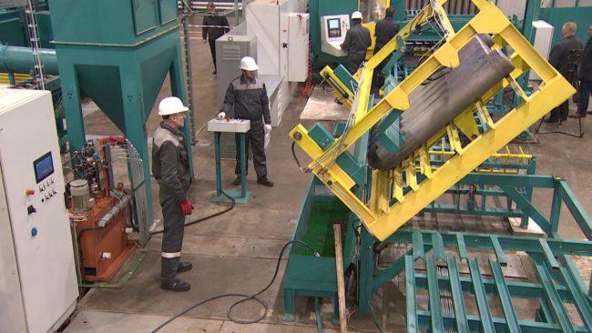 otkrytie zavoda v orshe 650x366 - В Орше появился новый завод (видео)
