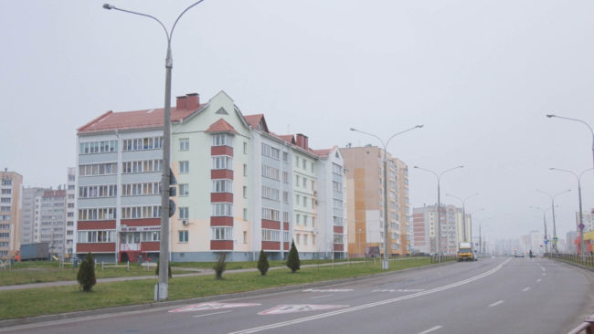 vybory v bilevo 650x366 - Как выбирали депутата в молодом витебском микрорайоне Билево (видео)