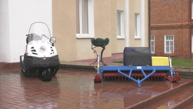 zvjozdy biatlona v senno 650x366 - Звёзды белорусского биатлона приехали в Сенно на юбилей местной СДЮШОР (видео)