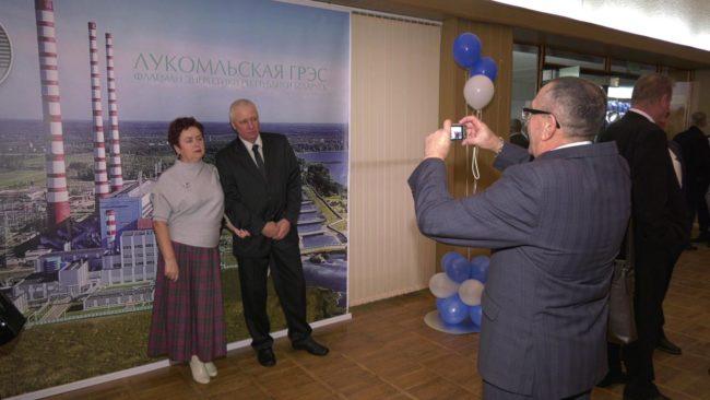 lukomlskaja grjes 650x366 - Лукомльская ГРЭС отметила 50-летие (видео)