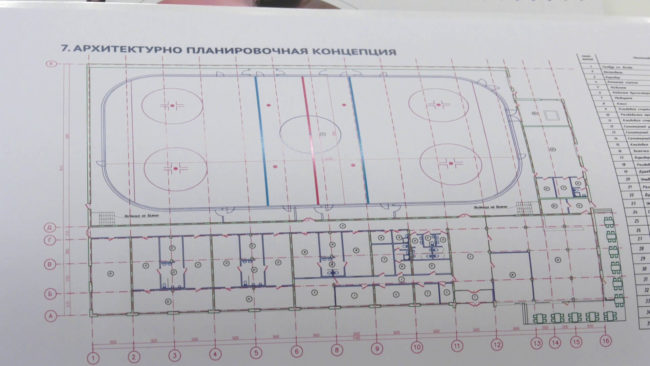 novyj sportivnyj obekt 650x366 - В Витебске появится центр фигурного катания (видео)