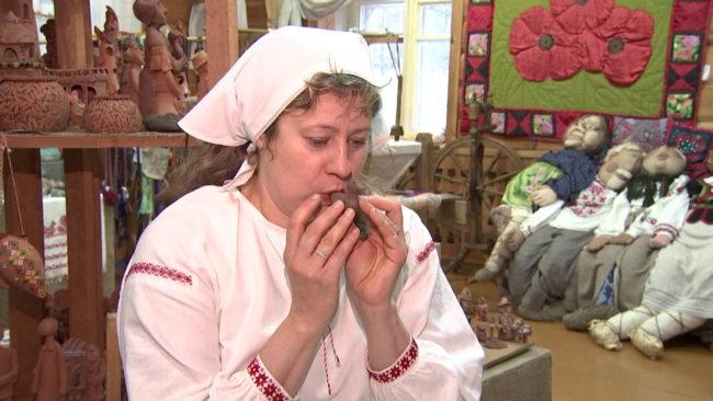 svistulki 650x366 - Свистульки из Бешенковичского района. Чем они примечательны? (видео)