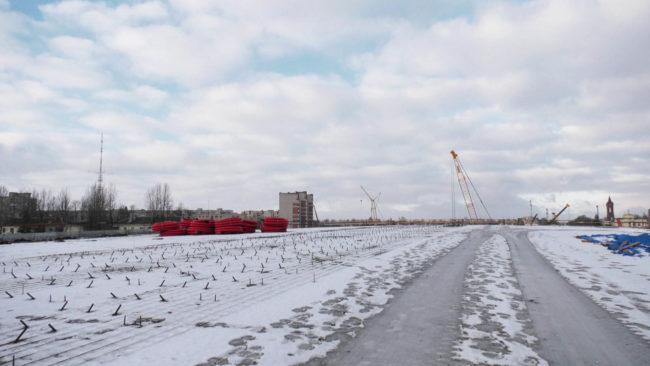 polockij puteprovod 650x366 - Чем будет примечателен Полоцкий путепровод в Витебске? (видео)