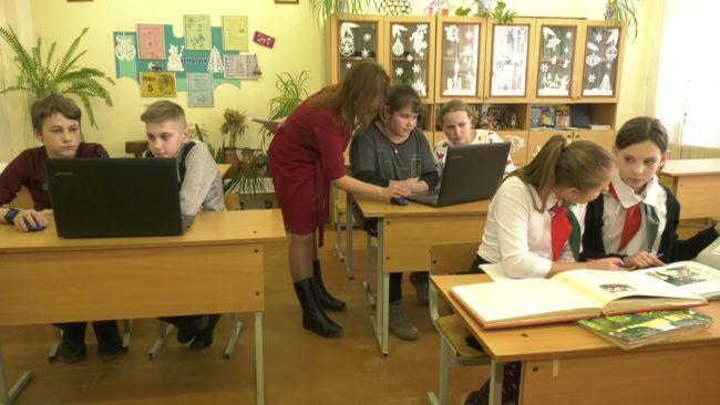 rzhev 650x366 - Проект Smart-путешественник воплощают школьники из Бешенковичского района (видео)