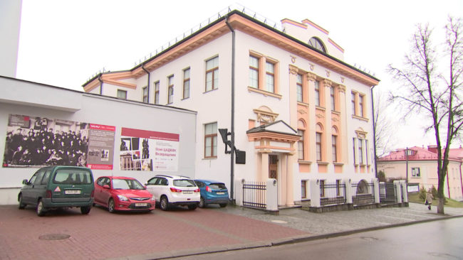 unovis 650x366 - Витебский центр современного искусства удостоен спецпремии Президента (видео)