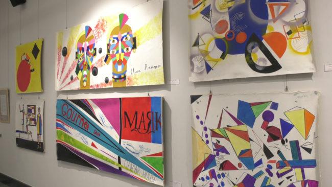 vystavka 650x366 - Две уникальные выставки открылись в Витебске (видео)