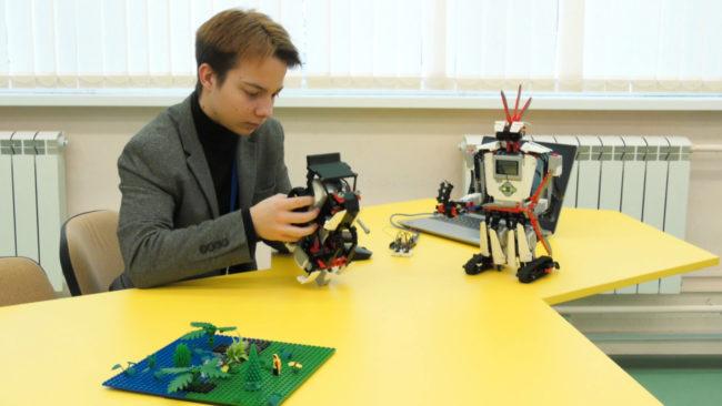 akademija 650x366 - IT-академия в Орше разрабатывает специальную программу для МЧС (видео)