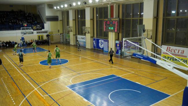 basketbol 650x366 - Баскетболисты витебского «Рубона» обыграли «Борисфен» из Могилёва (видео)