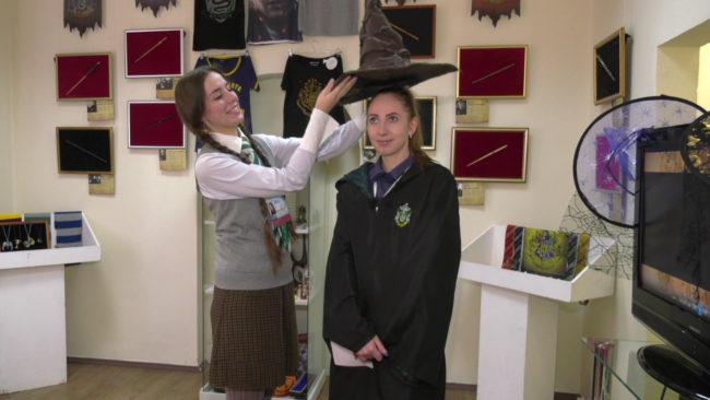 garri potter 650x366 - Магическая выставка о Гарри Поттере в музее под Витебском (видео)