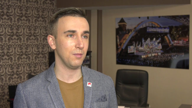 gleb lapickij 650x366 - В 2020 году «Славянский базар в Витебске» пройдёт с 13 по 21 июля (видео)