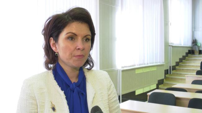 koncern 650x366 - Председатель концерна «Беллегпром» Татьяна Лугина побывала в ВГТУ (видео)