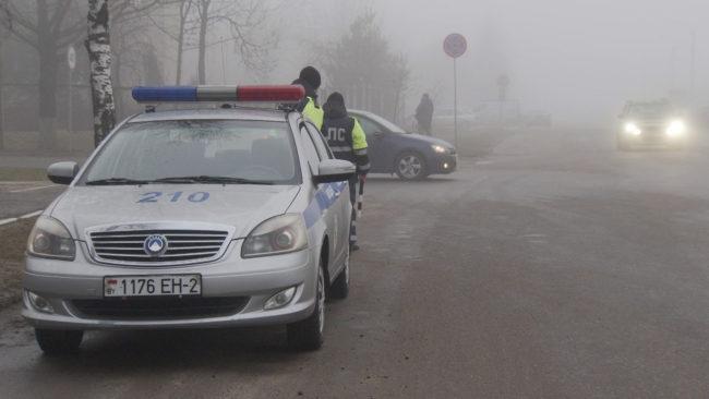 gai 650x366 - ГАИ устроила «Фильтр» на дорогах Витебска (видео)