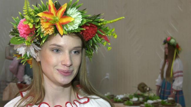 konkurs krasoty 650x366 - Первый конкурс «Грация International» прошёл в Витебске (видео)