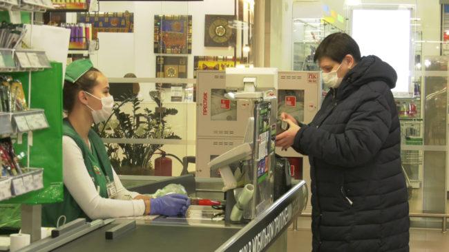 magaziny 650x366 - В Витебске магазины из-за коронавируса перешли на особый режим работы (видео)