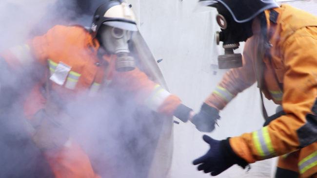 mchs 2 650x366 - Студенты-спасатели из ВГУ имени Машерова - лучшие в области (видео)