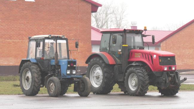traktor 650x366 - Скоро в поле. Готовы ли к посевной аграрии Витебского района? (видео)