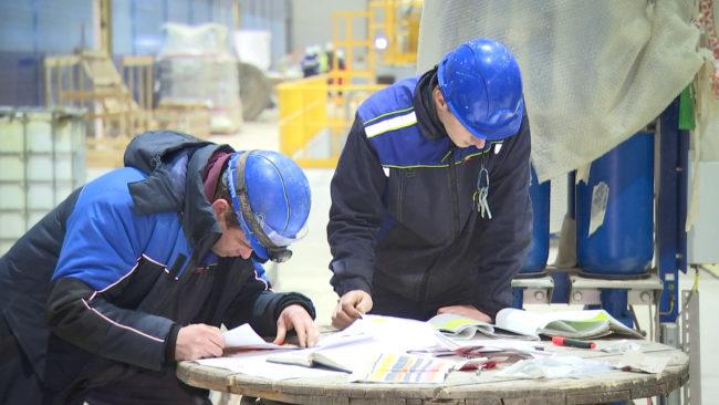 zavod 650x366 - Миорский металлопрокатный завод планируют запустить в мае (видео)