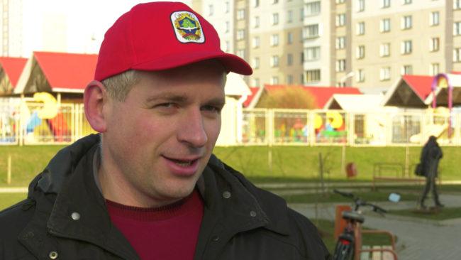 derevja 650x366 - Более сотни деревьев высадили в Витебске (видео)