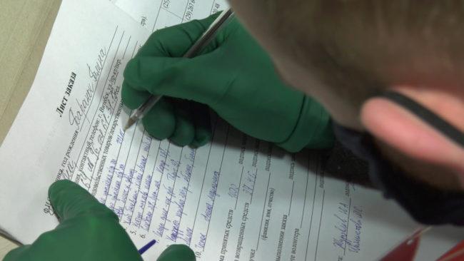 pomoshh medikam 650x366 - Предприятия помогают витебским медикам бороться с коронавирусом (02.04.2020)