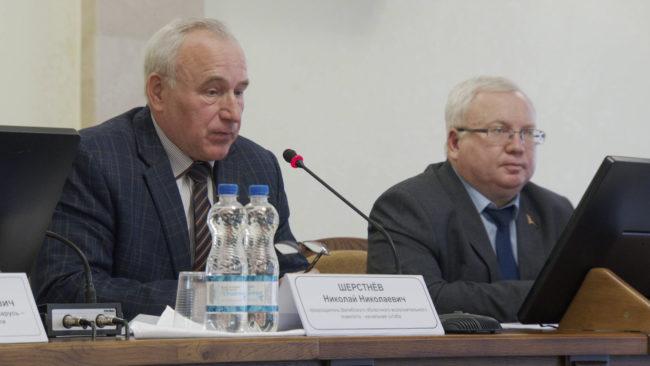 sherstnjov 650x366 - Заседание областного штаба по защите от COVID-19 (видео)