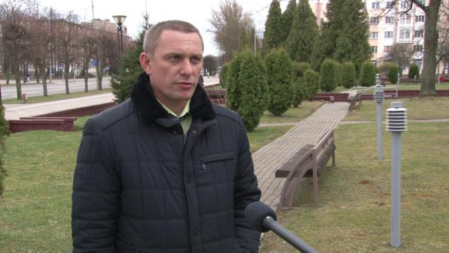 veloparkovka 650x366 - Велогаражи устанавливают в Новополоцке (видео)