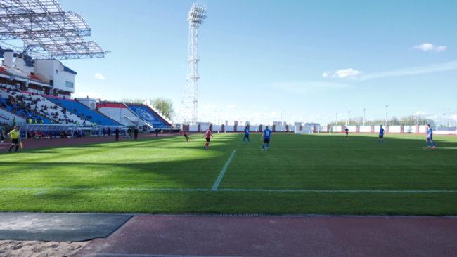 futbol 650x366 - Обидное поражение ФК «Витебск»: два пропущенных мяча за минуту (видео)
