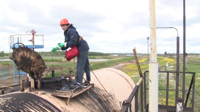 neft saudovskaja 650x366 - На «Нафтан» прибыла нефть из Саудовской Аравии (видео)