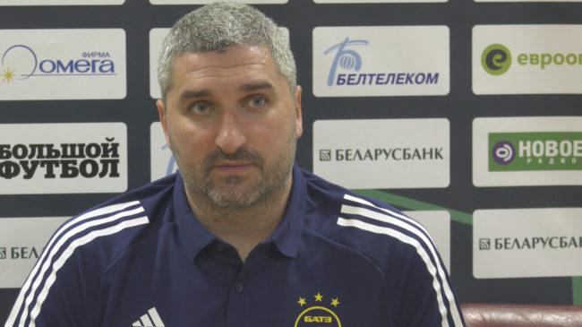 batje 650x365 - Футболисты «Витебска» сыграли вничью с БАТЭ (видео)