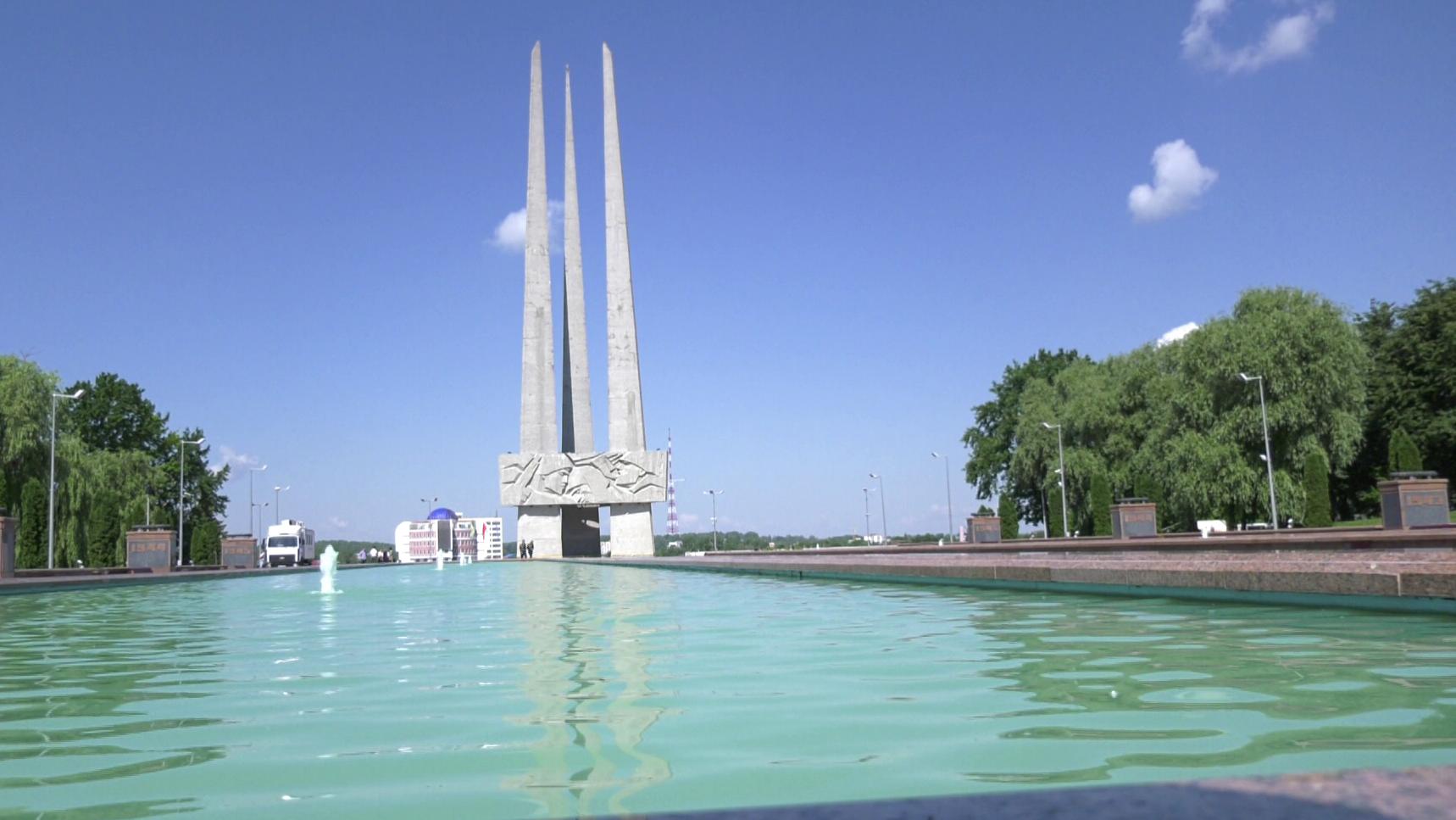 den goroda - День города в Витебске (видео)