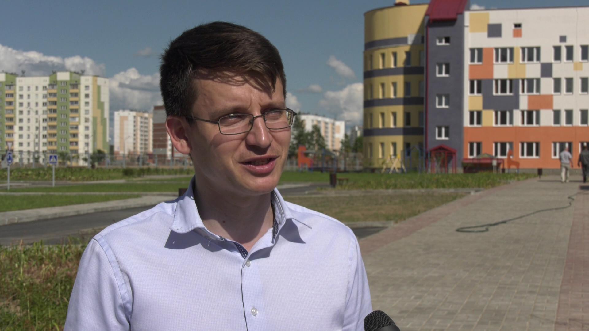 glushin - Масштабные стройки Витебска. Что будут открывать в 2020-ом году? (видео)
