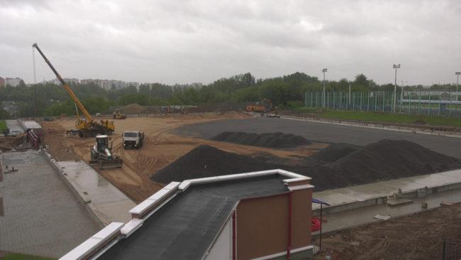 manezh 650x366 - Строительство футбольного манежа в Витебске (видео)
