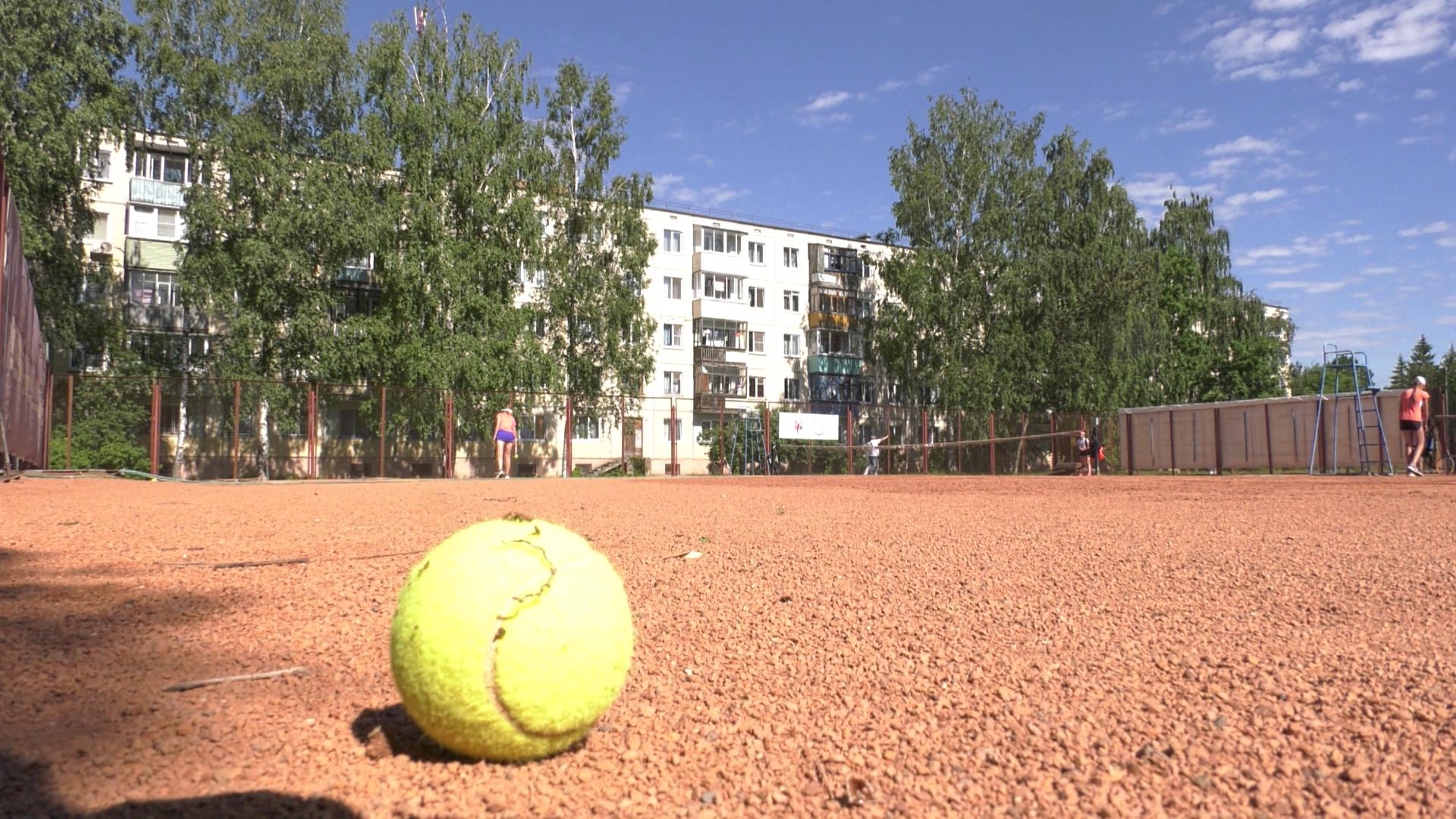 tennis - Открытое первенство области по теннису проходит в Витебске (видео)