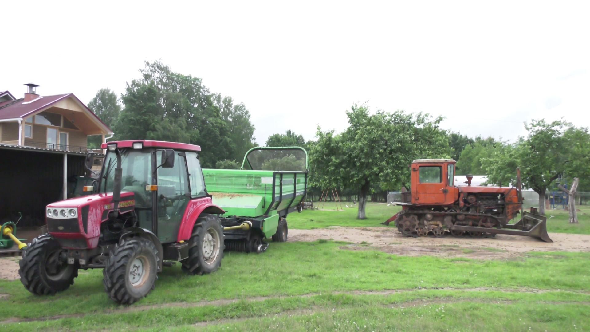 ferma - Органические продукты. Производятся ли они в Витебской области? (видео)