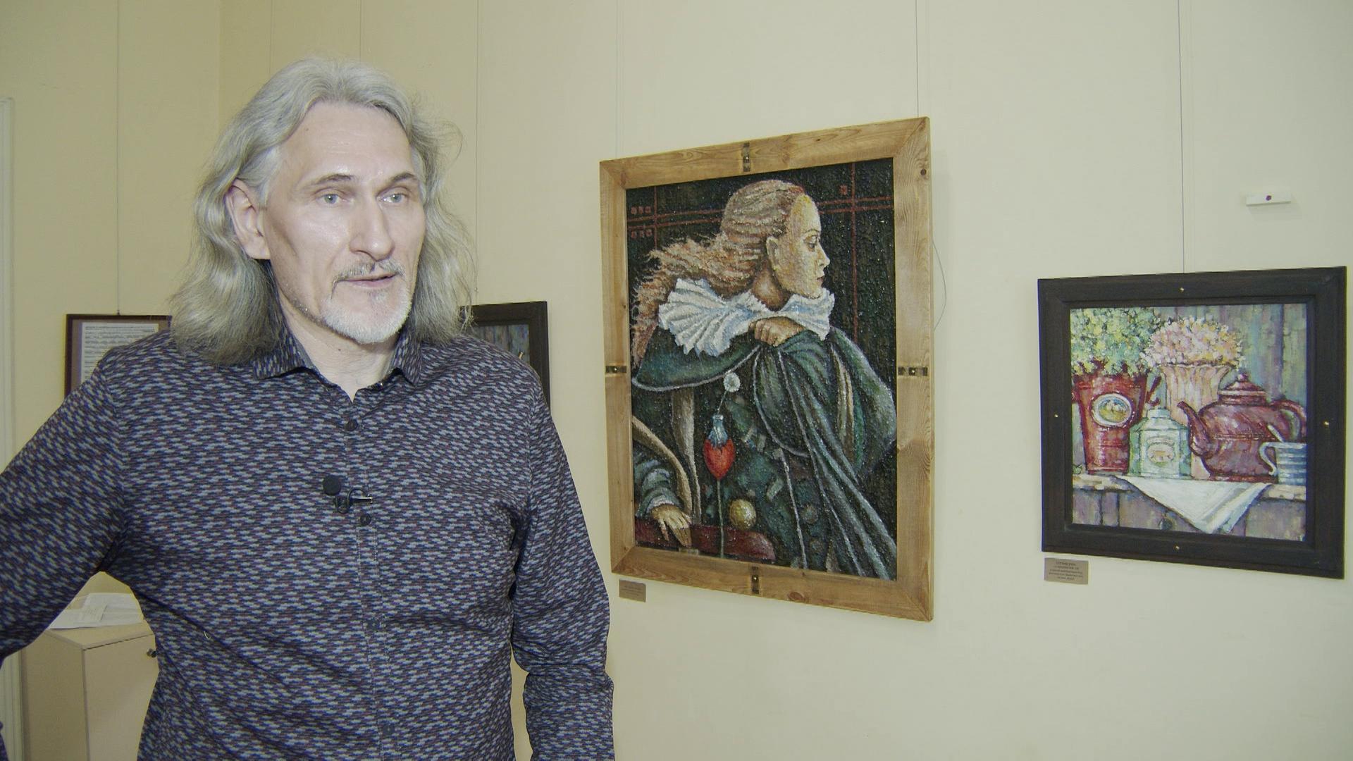 kegelev - Художественный музей Витебска представил женские портреты Ю.Пэна (видео)