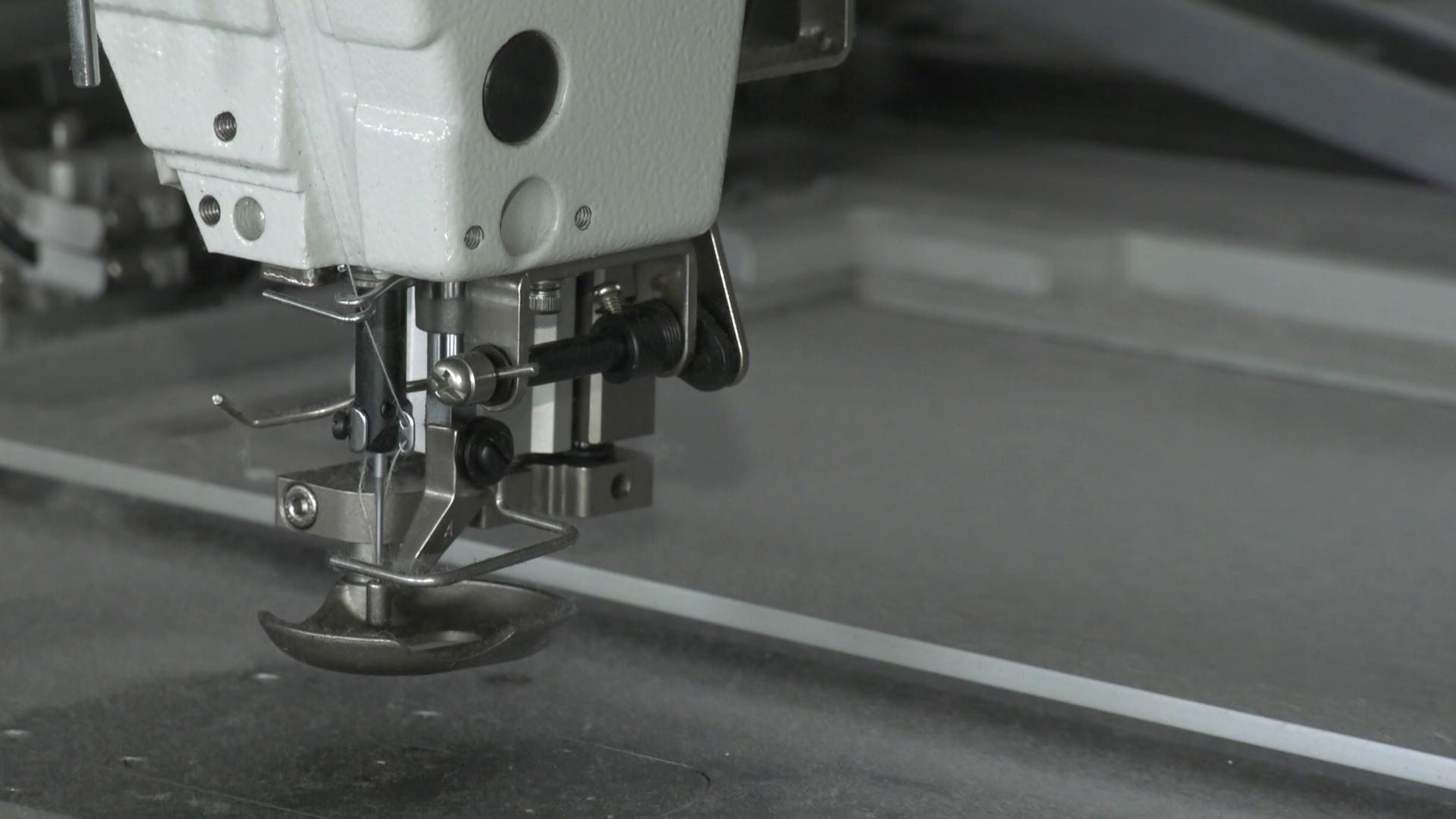 lnokombinat - Новый цех по пошиву одежды на Оршанском льнокомбинате (видео)