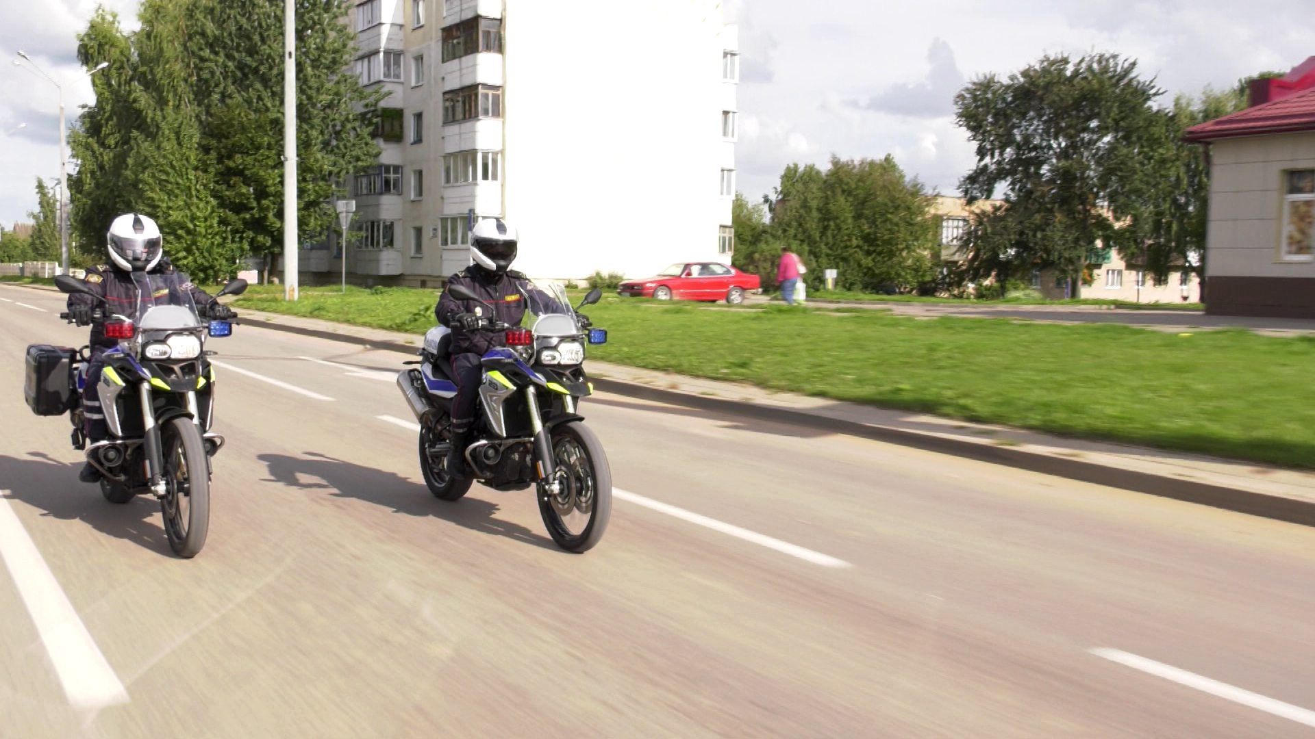 milicija - Милиция в Витебске переходит на усиленный вариант несения службы (видео)