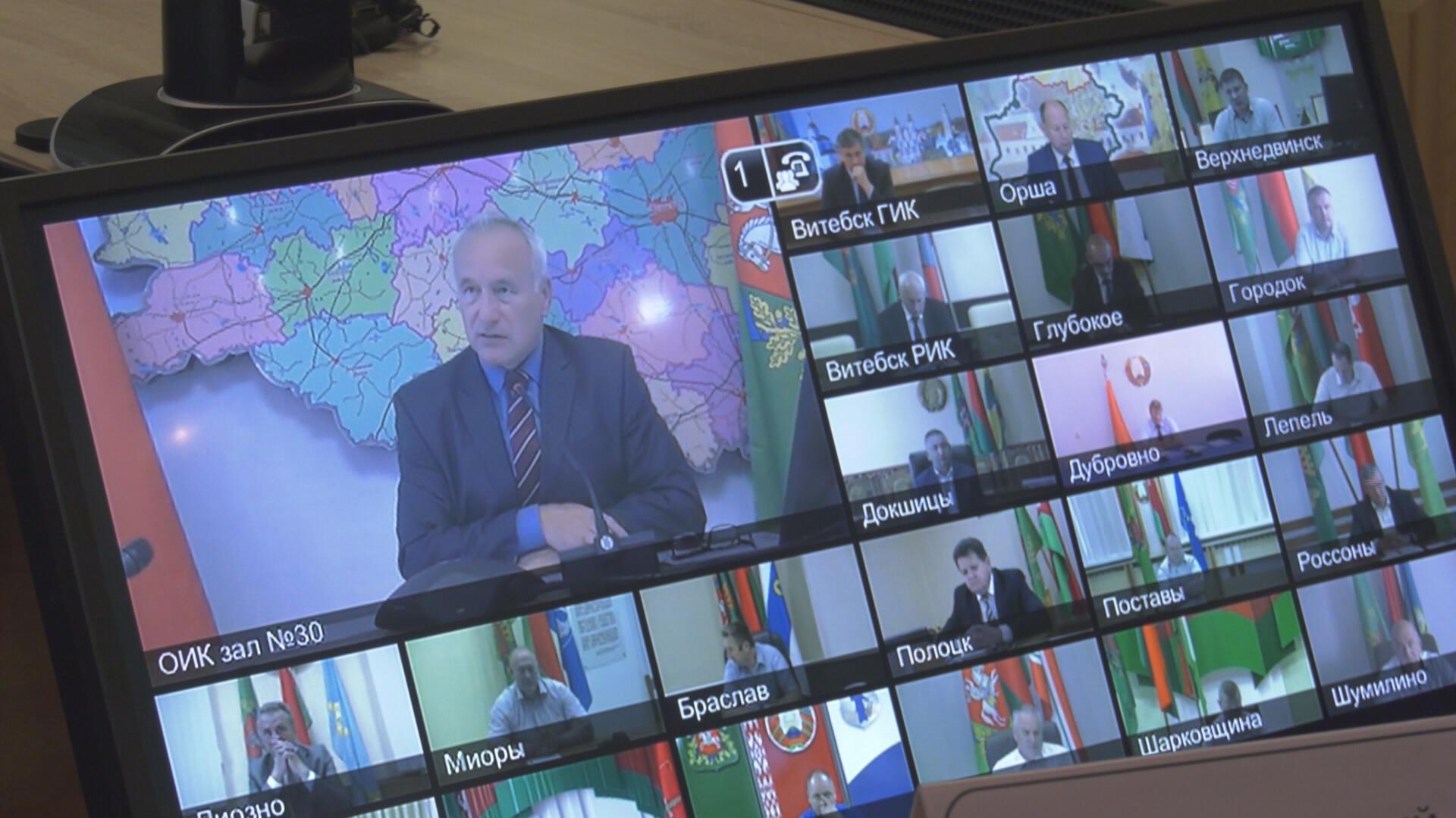 prjamaja linija guber - Николай Шерстнёв провёл прямую линию с жителями области (видео)