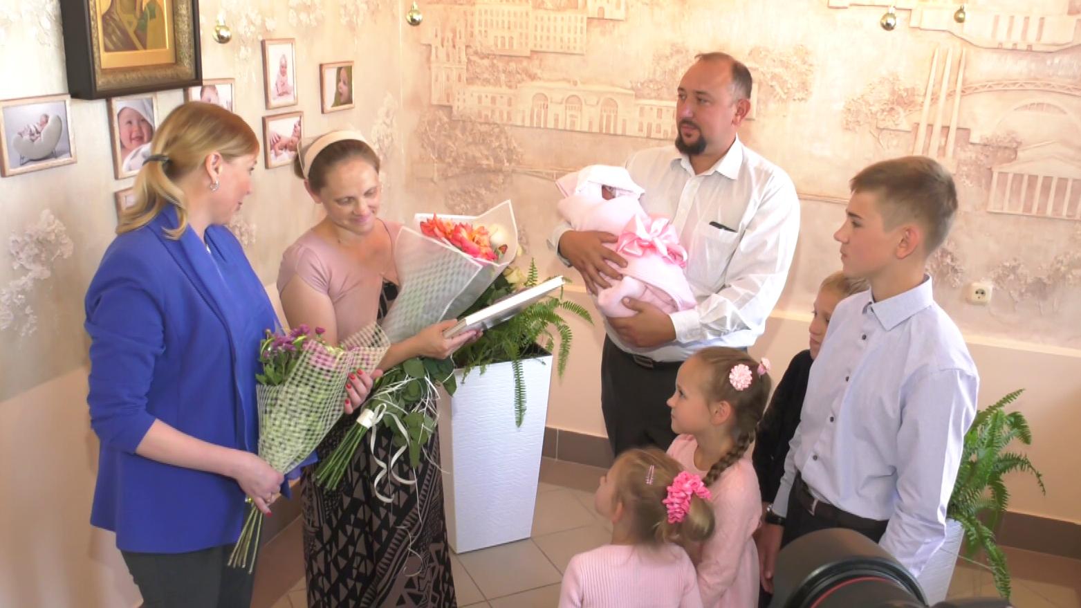 8 rebenok v seme - Восьмой ребёнок в семье (видео)