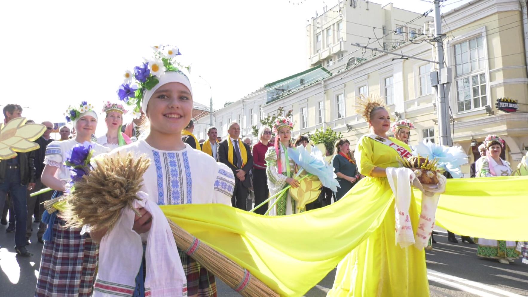dozhinki koncert - Главные торжества «Дажынак-2020» прошли в Летнем амфитеатре Витебска (видео)